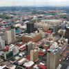 The Skyline Of Johannesburg's Central Business District