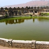 The Small Pond Inside Janjira Fort