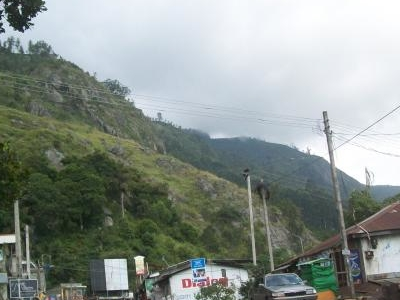 The Small Town Of Beragala