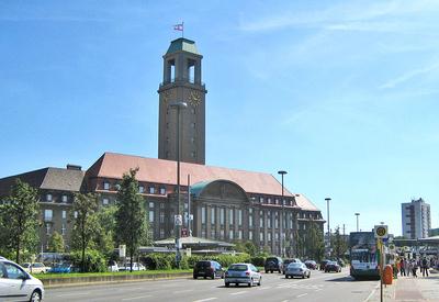 The Spandau Rathaus