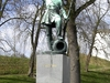 The Statue Landsoldaten