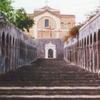 The Steps Of The Chiesa Madre Di Santa Maria Dellalto.