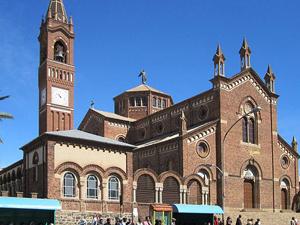 Catedral Católica Romana de Asmara