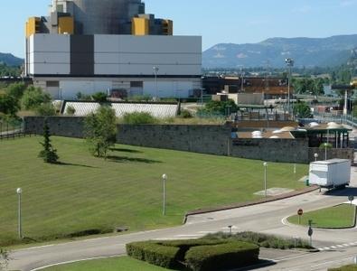 The Superphenix Power Plant