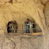 The Top Of Buddhas Bamiyan