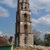 The Tower At Manaca Iznaga
