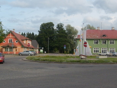 The Town Square Of Krdla