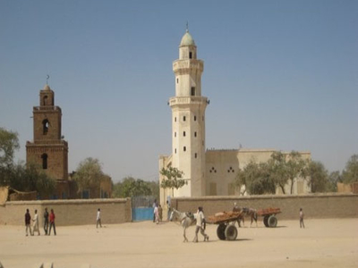 The Two Mosques