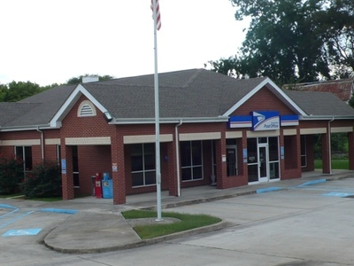 The U.s. Post Office In Rising Fawn Georgia