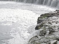 The Venta Waterfall