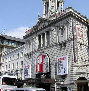 The Victoria Palace Theatre