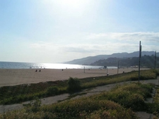 The View At Will Rogers Beach