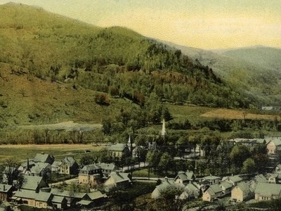 The Village Early 1900s