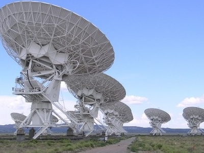 The Vla Socorro New Mexico Usa