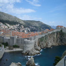 The Wall Of Dubrovnik