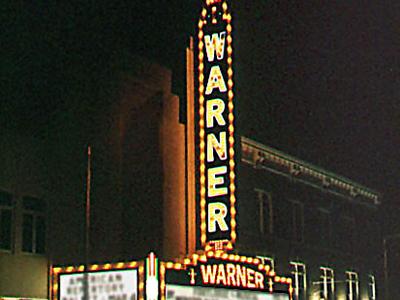 The  Warner  Theatre In  Torrington  2 C  C T 2