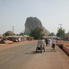 The Wase Rock, In Wase Town