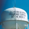 The Water Tower For Claxton Georgia