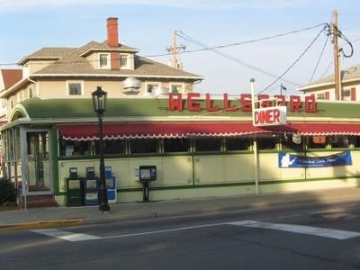 The Wellsboro Diner