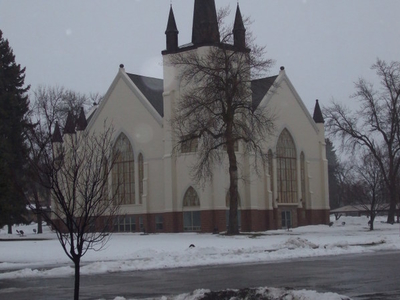 The Wellsville Tabernacle