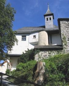 Thierbergkapelle, Kufstein, Austria