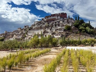 Thiksey Monastery - Leh-Ladakh J&K