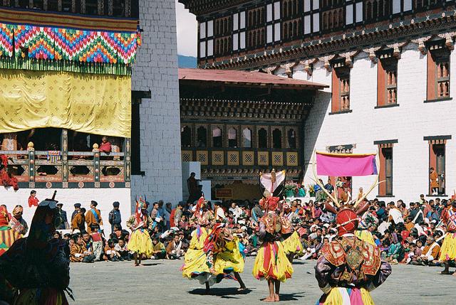 Thimphu Festival Photos