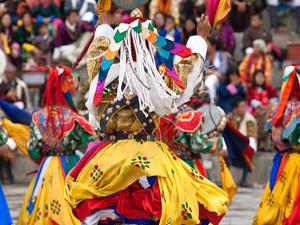 Thimphu Tshechu - Festival Photos