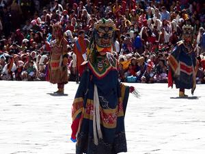 Thimphu Tshechu - Festival of The 10th Day Photos