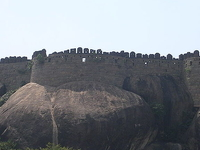 Thirumayam Fort