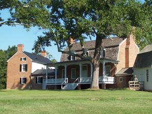 Thomas Stone sítio histórico nacional