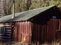 Thorofare Cabin Patrol
