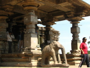 Mil Pilares Templo