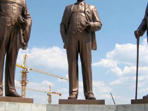 Three Dikgosi Monument