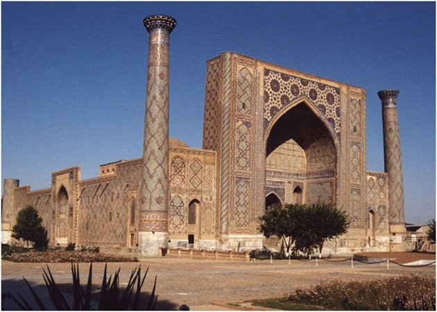 Through History - Visit Cities of Silk Road Photos