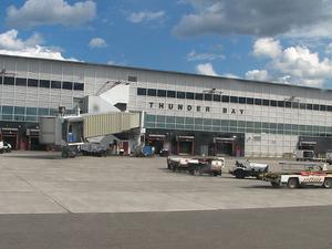 Thunder Bay Aeropuerto Internacional
