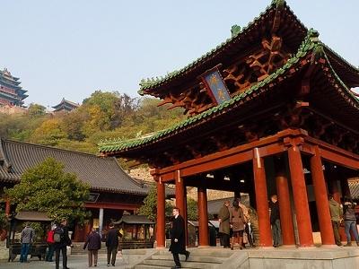 Tianfeigong Temple - Nanjing Jiangsu