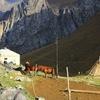 Tian Shan Mountains
