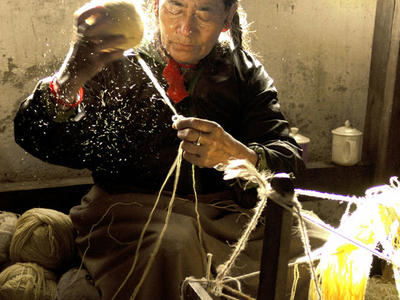 Tibetan Carpet Factory Of Ravangla, Sikkim
