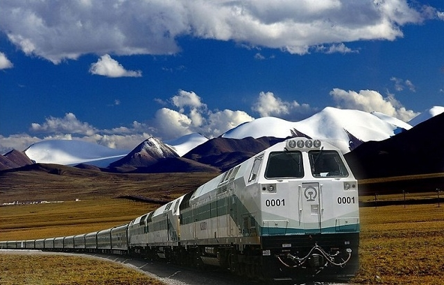 Lifetime Tibet Train Tour from Chengdu Photos