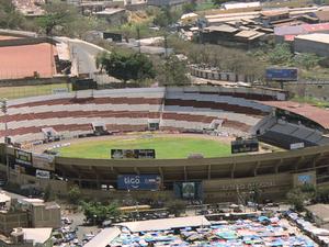 Estadio Tiburcio Carias Andino
