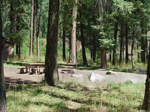 Tie Creek Campground