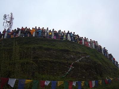 Tiger Hill Observation Deck