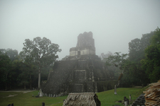 Tikal Temple II - Tikal - Guatemala