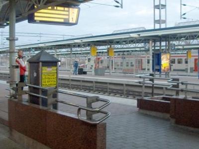 Tikkurila Railway Station