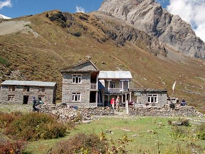 Tilicho  Base  Camp  Lodge