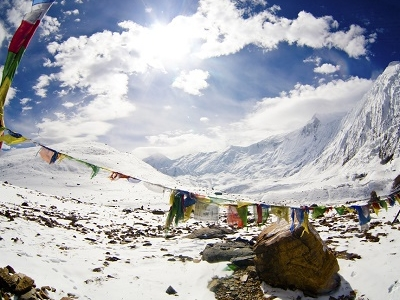 Tilicho Lake @ Annapurna - Nepal Himalayas