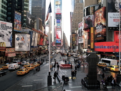 Times Square, Midtown