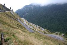 Timmelsjoch Road-Tyrol, Austria