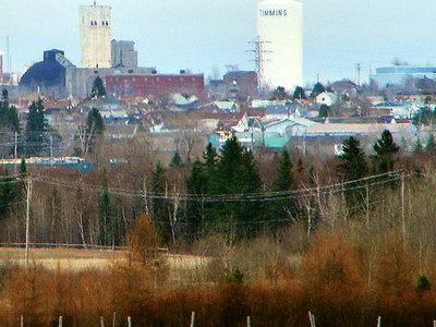 Timmins Ontario Canada